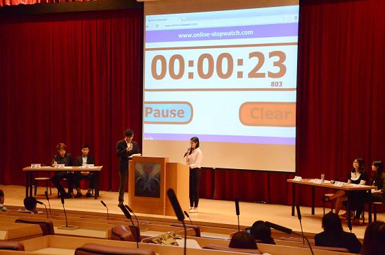 6/5-淡江大学兰阳校园品德年教育辩论赛