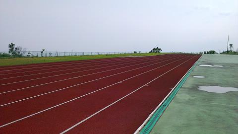 100公尺跑道